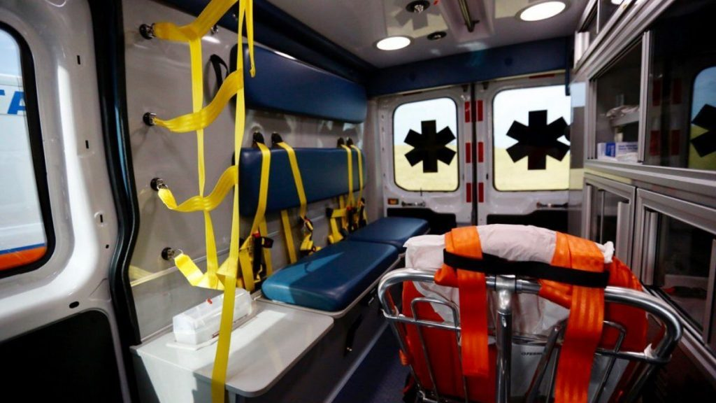 paramedicos