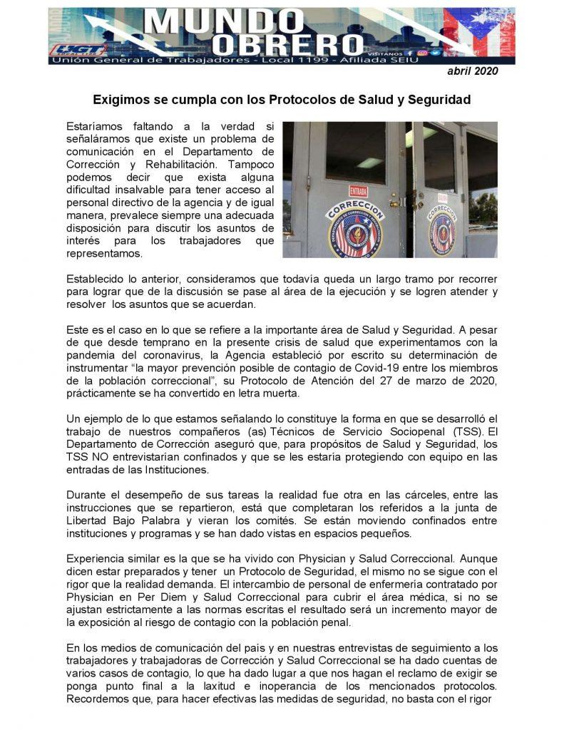 Boletin-IExigimos-se-cumpla-con-los-Protocolos-de-Salud-y-Seguridad-page-001