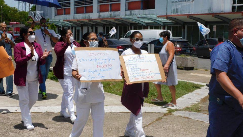 Piquete Centro Médico Incentivos