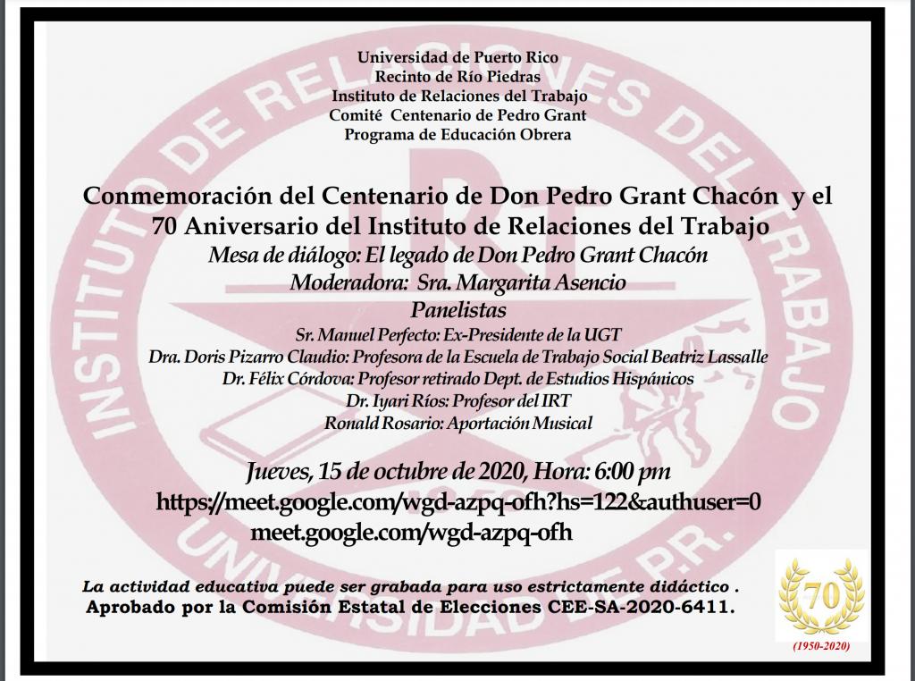 Certificado UGT
